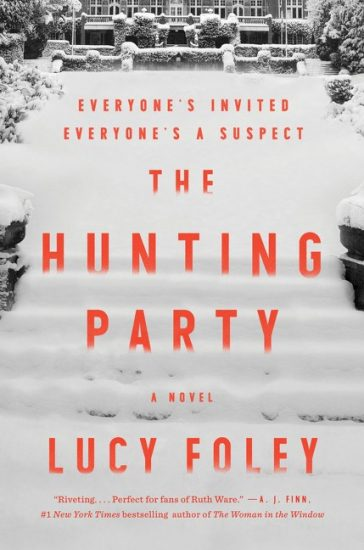 Waiting on Wednesday – The Hunting Party by Lucy Foley
