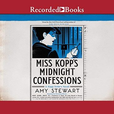 Rapid Reviews – Nightchaser, Lipstick Voodoo, Miss Kopp's Midnight Confessions, Miss Kopp Just Won't Quit