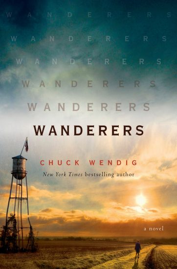 Waiting on Wednesday – Wanderers by Chuck Wendig