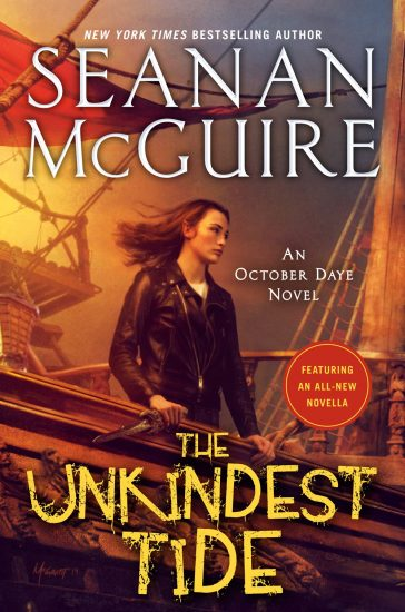 Waiting on Wednesday – The Unkindest Tide (October Daye #13) by Seanan McGuire