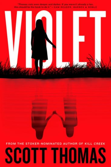 Waiting on Wednesday – Violet by Scott Thomas