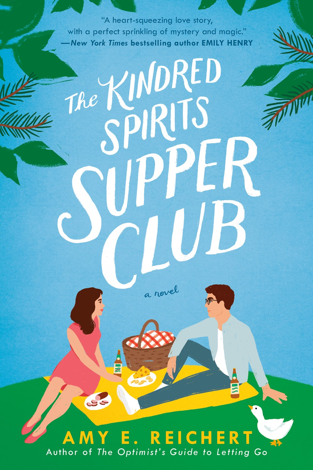 The Kindred Spirits Supper Club by Amy E. Reichert
